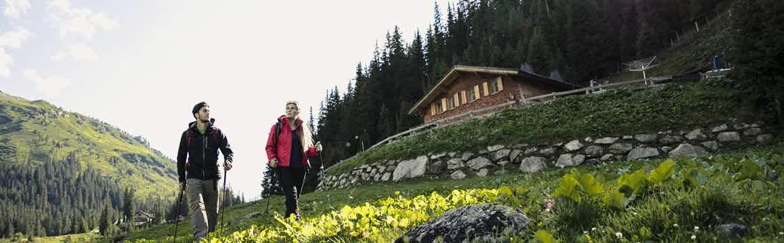 St. Anton am Arlberg - den Sommer spüren 1