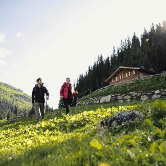 Vorschaubild zu St. Anton am Arlberg - den Sommer spüren