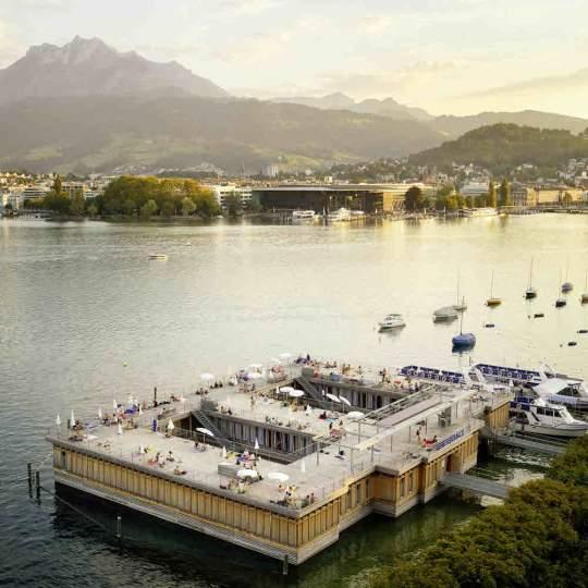 Vorschaubild zu Seebad Luzern