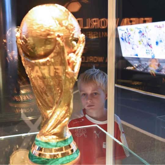 Vorschaubild zu FIFA World Football Museum