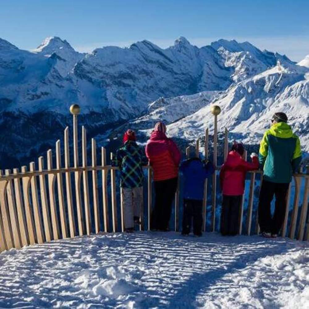 Gondelbahn Grindelwald Männlichen