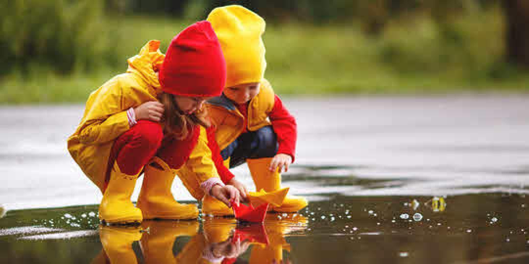 Wasserdichte Ausflugstipps mit Kindern