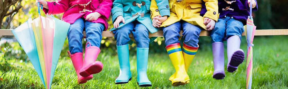 Schlechtwetterprogramm mit Kindern