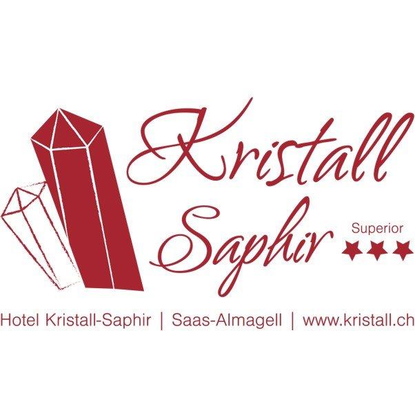 Logo zu Hotel Kristall-Saphir***Superior, Saas-Almagell