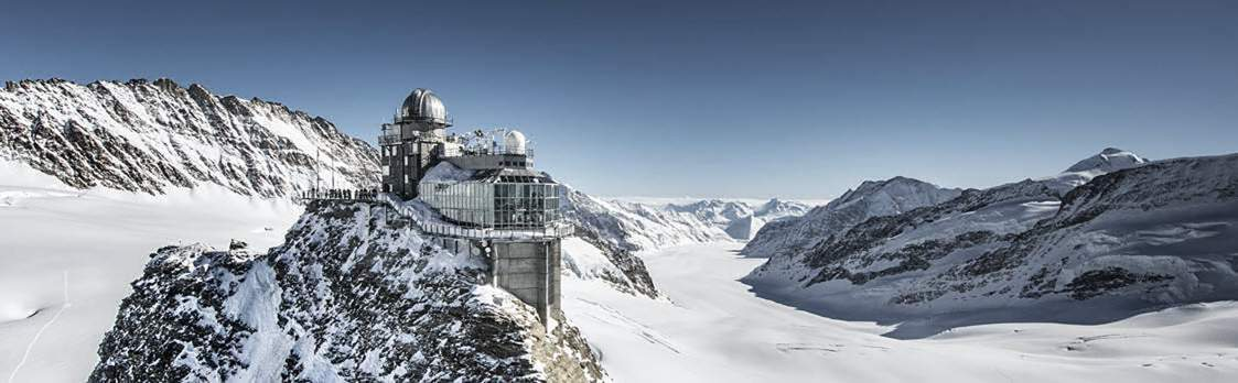 Sphinx Aussichtsterrasse, Jungfraujoch – Top of Europe 1