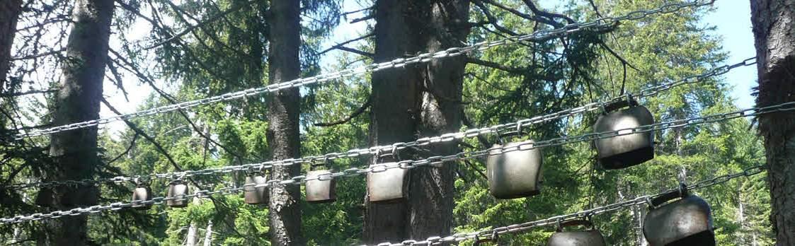 Erlebnisweg Klangwald tùn-resùn, Lohn 1