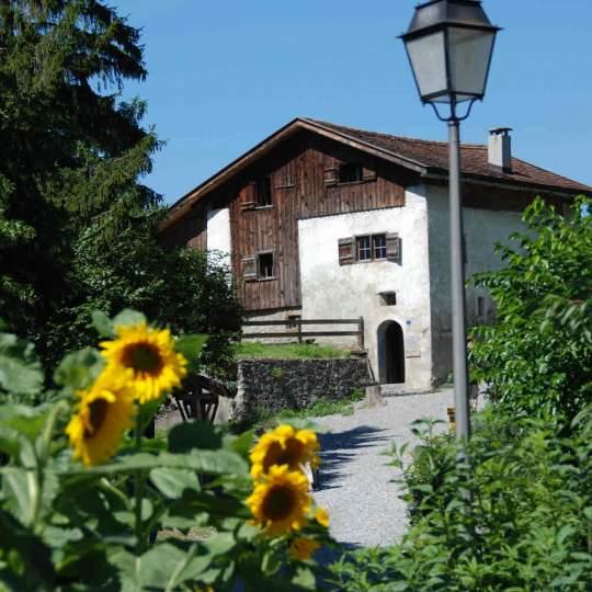 Heidiweg und Heididorf bei Maienfeld  10