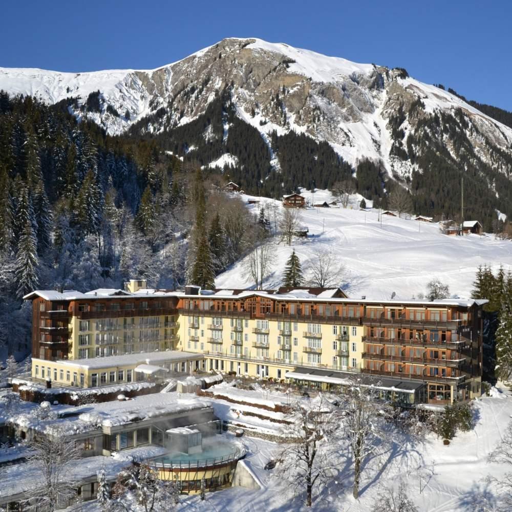 Vorschaubild zu Lenkerhof gourmet spa resort