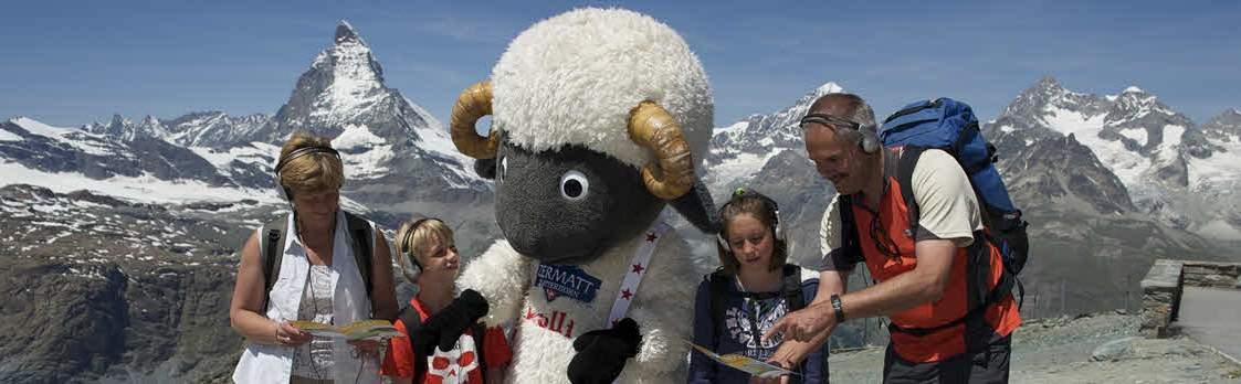 Wolli & die Klimadetektive Zermatt 1