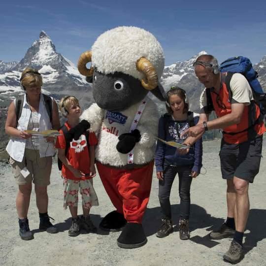 Vorschaubild zu Wolli & die Klimadetektive Zermatt