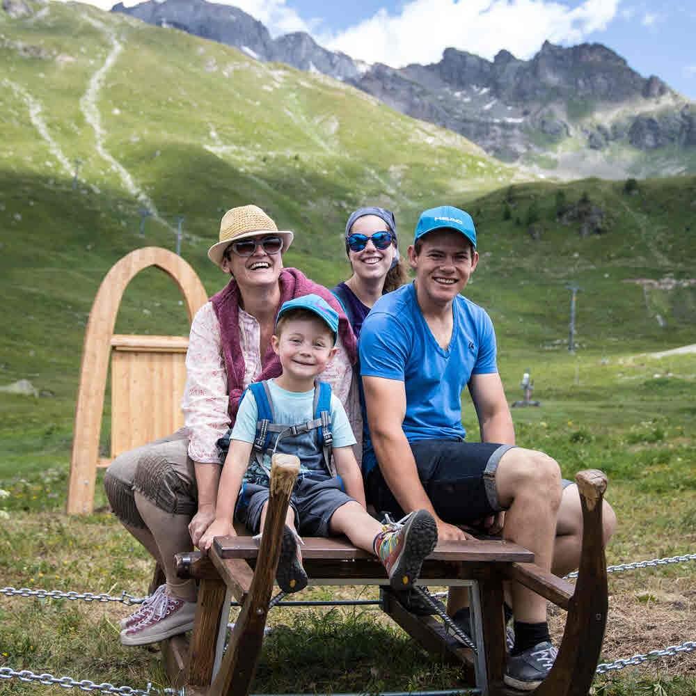 Alperlebnisweg Lauchernalp Lötschental