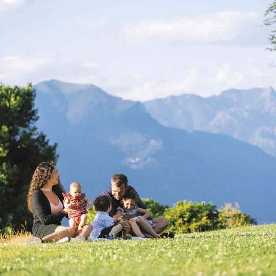 Vorschaubild zu Parco San Grato – familienfreundliche Themenwege