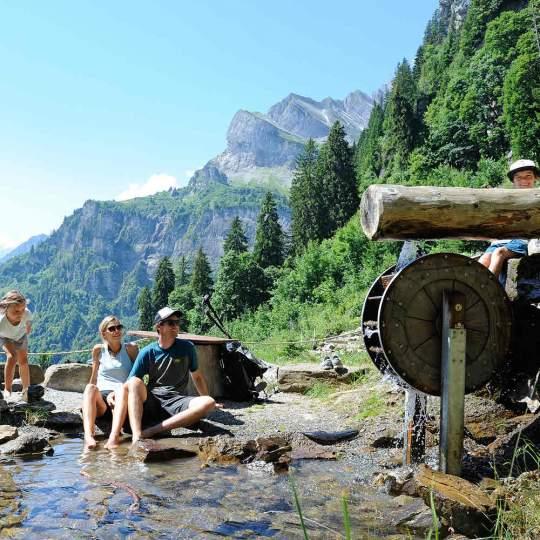 Vorschaubild zu Zwerg-Bartli Erlebnisweg in Braunwald