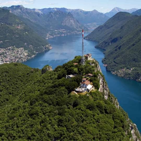 Monte San Salvatore - Wanderwege und Naturpfad 10