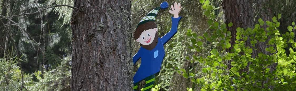 Kindererlebnisweg Zwergenwald Andeer  1