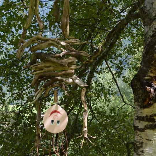 Kindererlebnisweg Zwergenwald Andeer  10