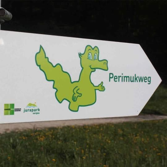 Vorschaubild zu Perimukwege im Jurapark Aargau