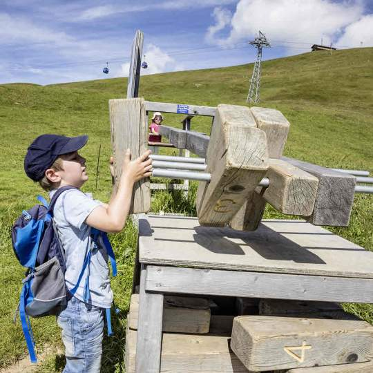 Murmeli-Trail und Luchs-Trail Lenk 10