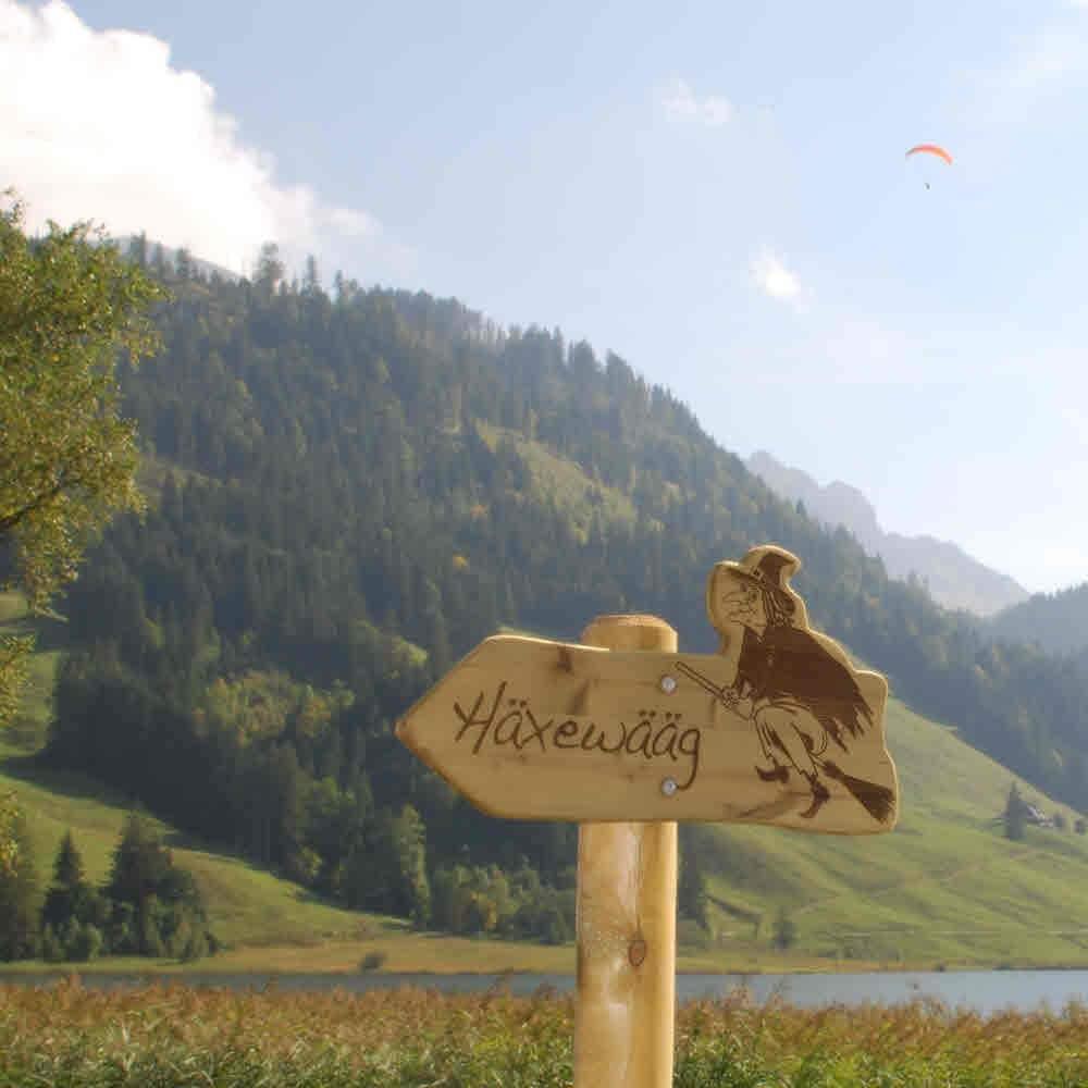 Häxewääg – Schwarzsee