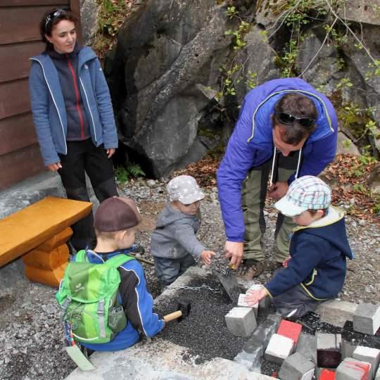 Erlebnisparcours Chärwaldräuber im Kernwald 10