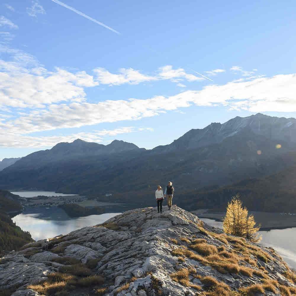 Engadin St. Moritz – faszinierend zu jeder Jahreszeit