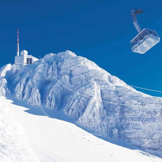Vorschaubild zu Säntis - der Berg
