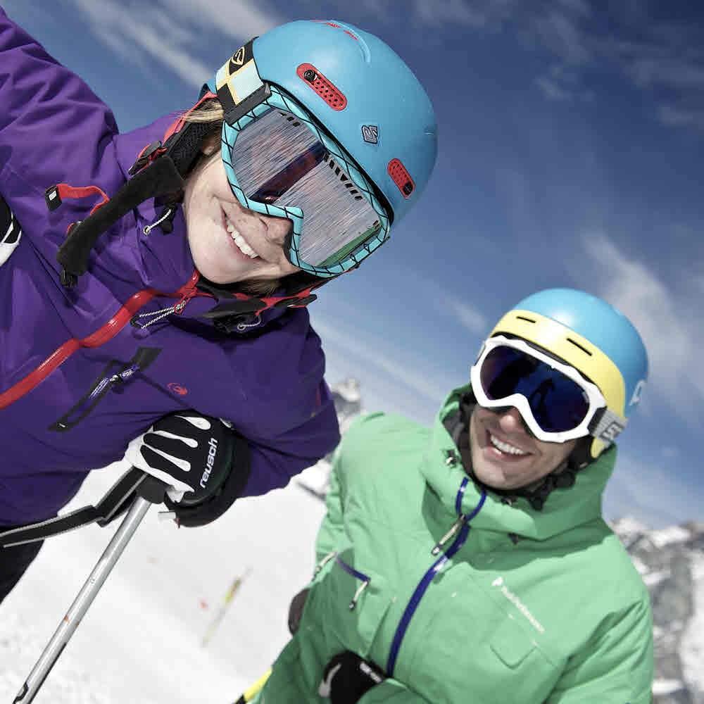 Sommerskifahren in Zermatt