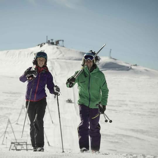 Sommerskifahren in Zermatt 10
