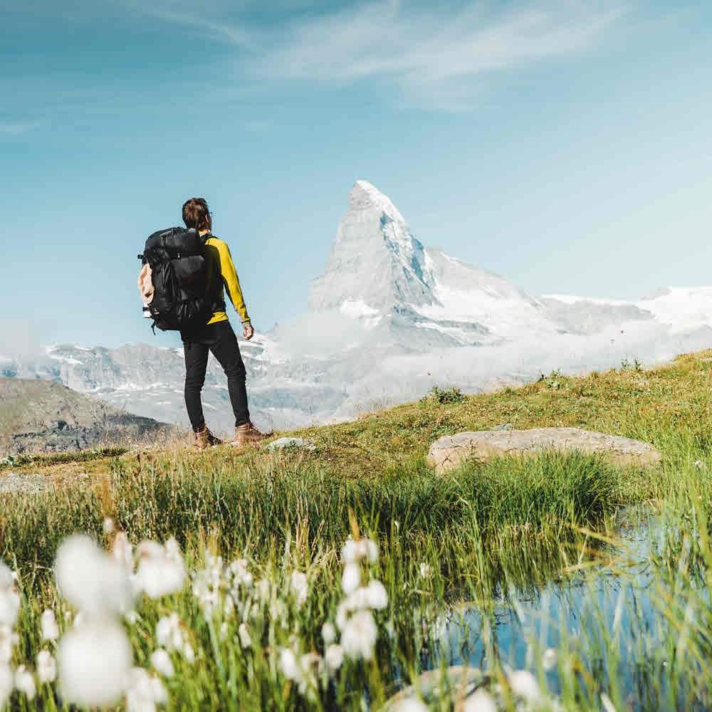 Zermatt - Matterhorn summer paradise