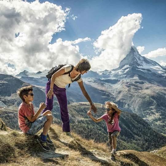 Murmelweg Zermatt 10