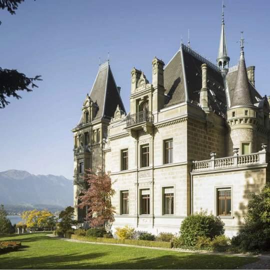 Vorschaubild zu Schloss Hünegg Hilterfingen