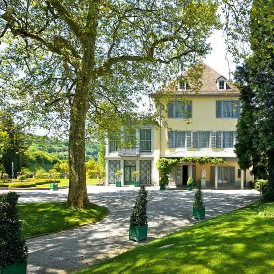 Schloss Arenenberg, Napoleonmuseum in Salenstein 10