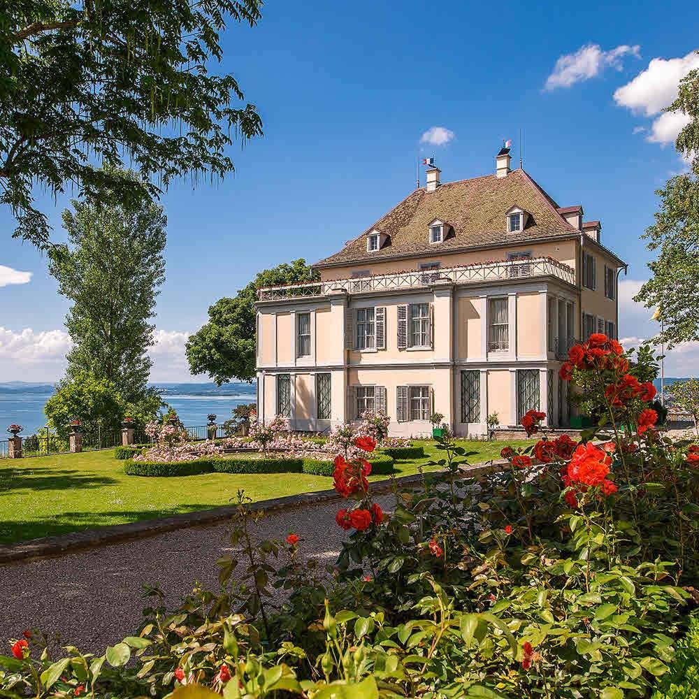 Schloss Arenenberg, Napoleonmuseum in Salenstein