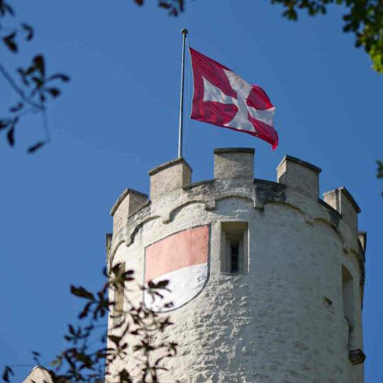 Vorschaubild zu Schloss Neu-Bechburg Oensingen