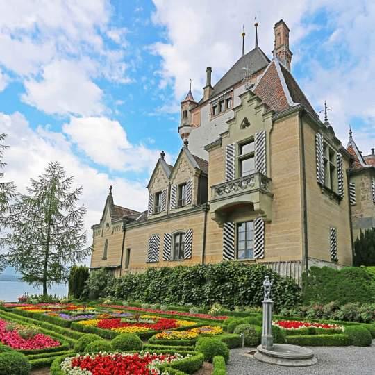 Vorschaubild zu Schloss Oberhofen am Thunersee