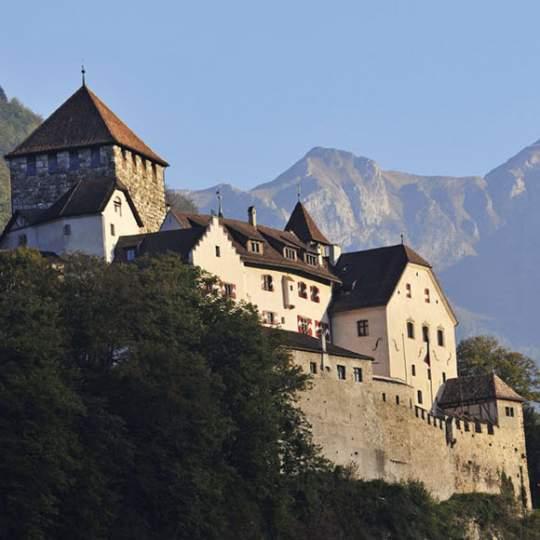 Schloss Vaduz in Liechtenstein 10