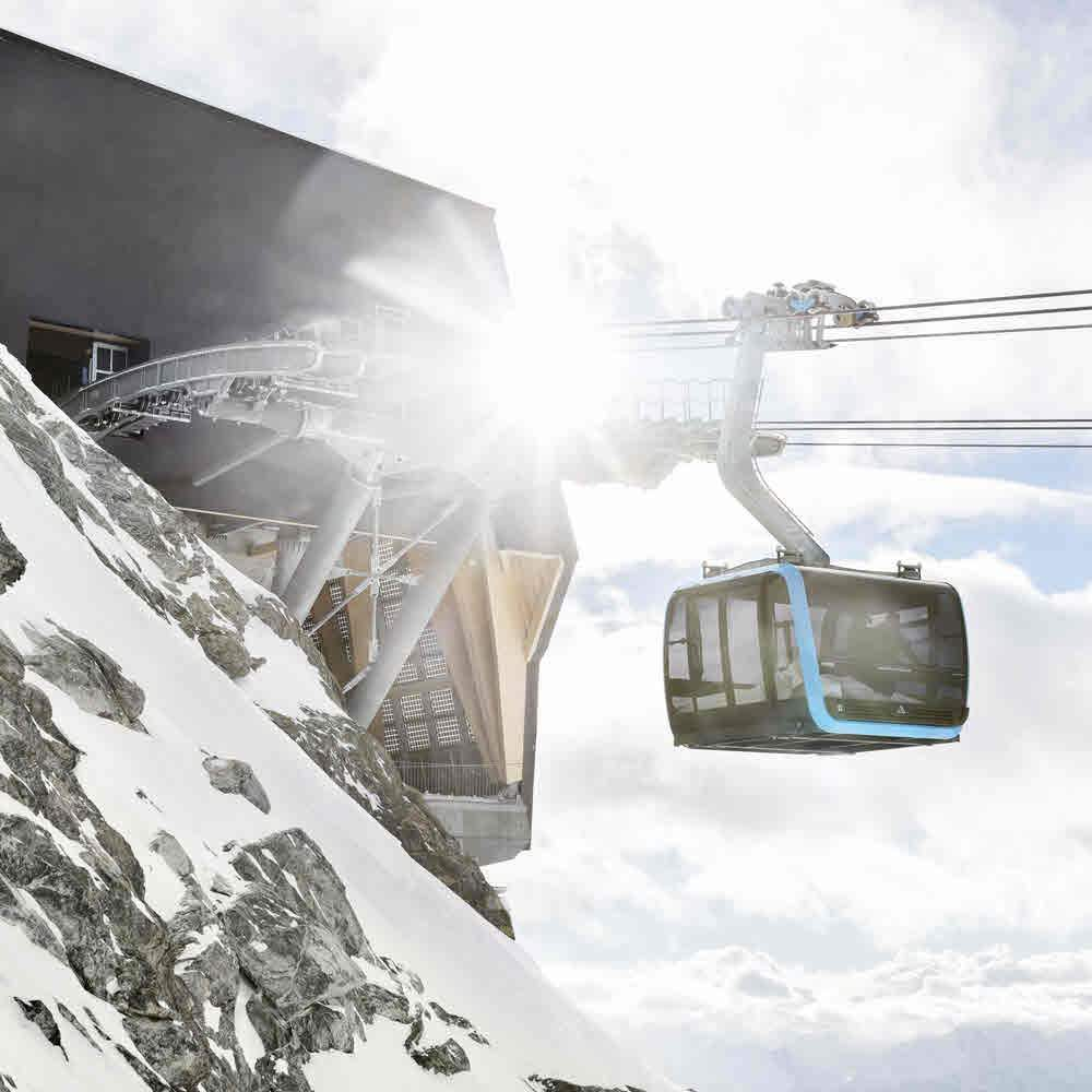 Matterhorn glacier paradise - Zermatt