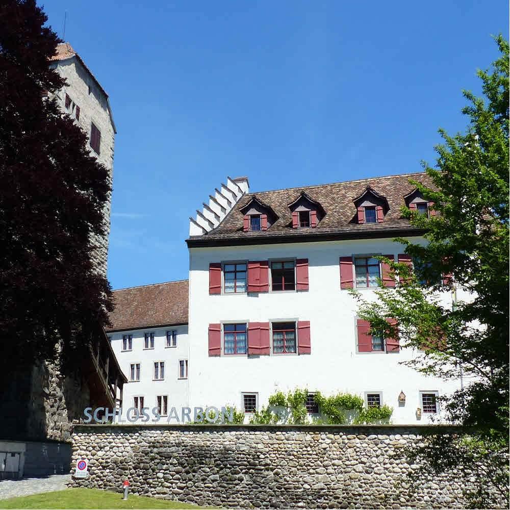 Arbon - historisches Museum und Schloss