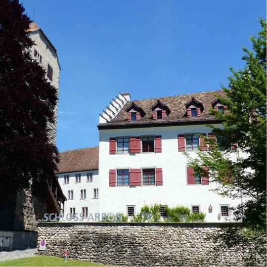 Vorschaubild zu Arbon - historisches Museum und Schloss