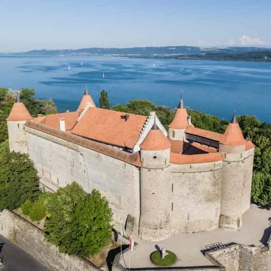 Vorschaubild zu Schloss Grandson