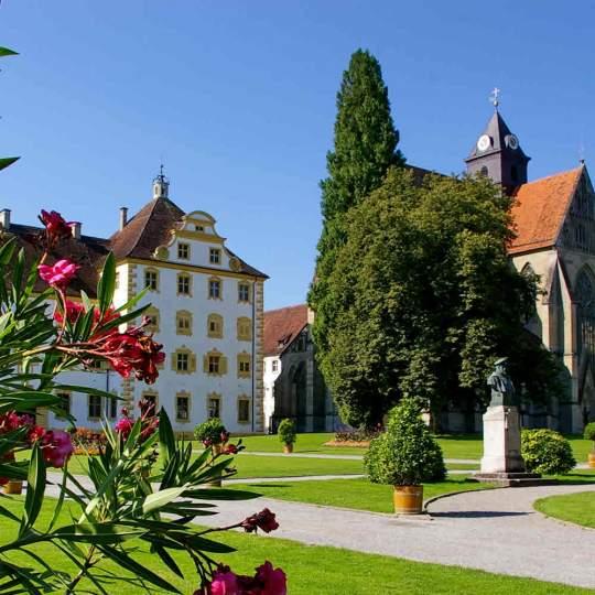 Vorschaubild zu Kloster und Schloss Salem