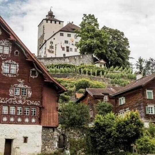 Vorschaubild zu Schloss Werdenberg