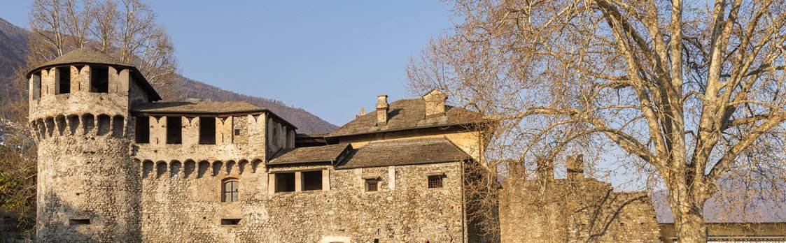 Schloss Visconteo Locarno 1
