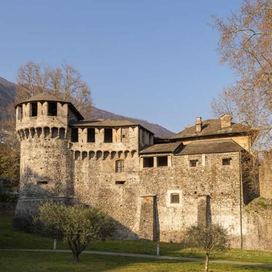 Vorschaubild zu Schloss Visconteo Locarno