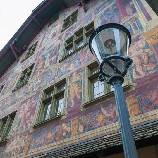 Festung Munot und Altstadt Schaffhausen 10