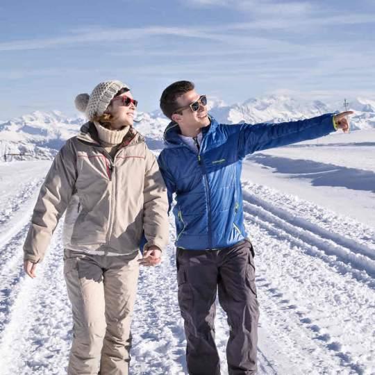 Glacier 3000 - Winter 10