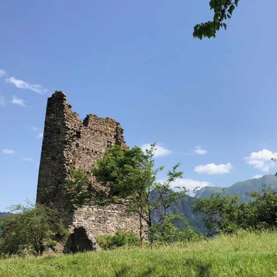 Burgruine Freudenberg, Bad Ragaz 10