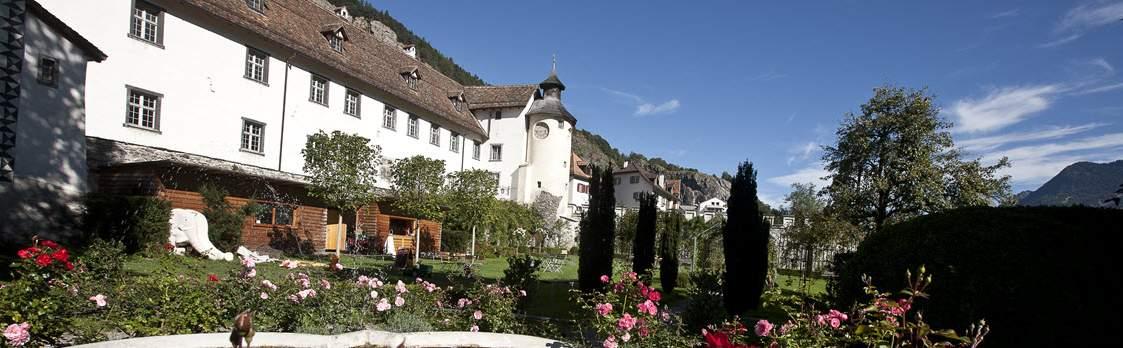 Schloss Haldenstein bei Chur 1