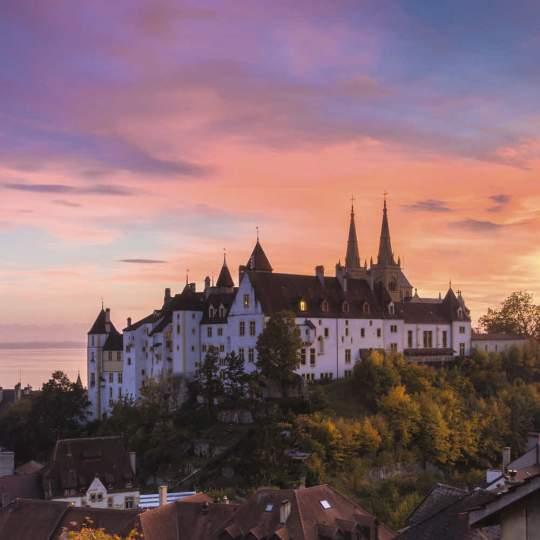 Vorschaubild zu Schloss Neuenburg
