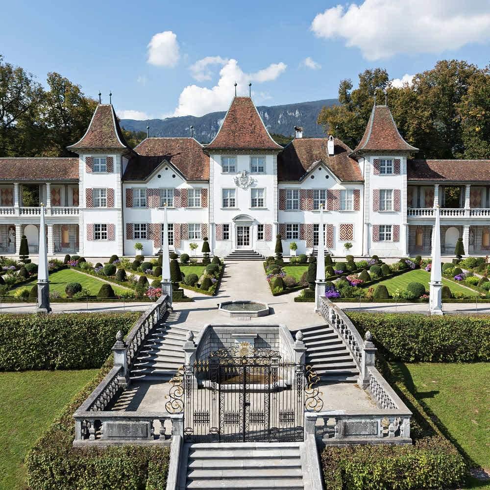 Schloss Waldegg, Feldbrunnen-St. Niklaus